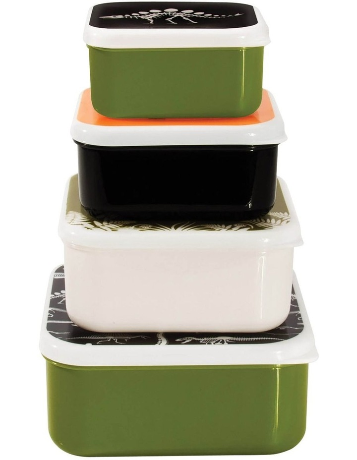 Fun Times Nest Lunch Boxes - Dino (Set of 4) image 2