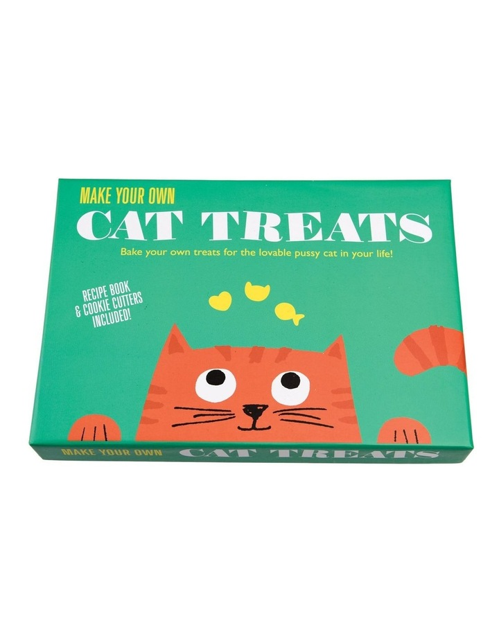 Make Your Own Cat Treats image 1