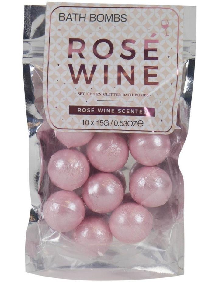 Rose Bath Bombs image 1