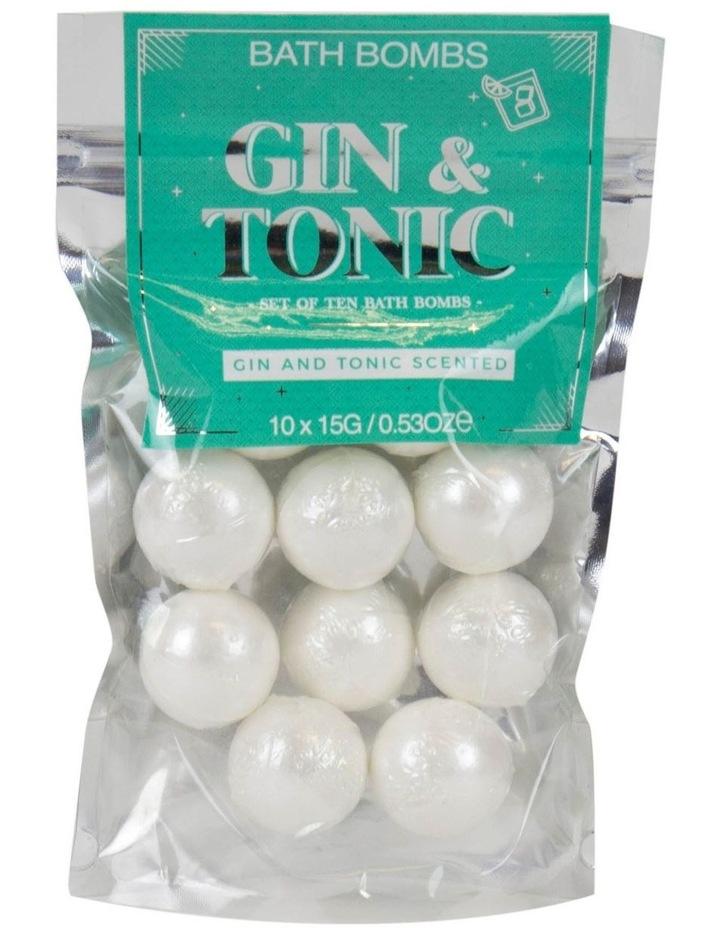 Gin And Tonic Bath Bombs image 1