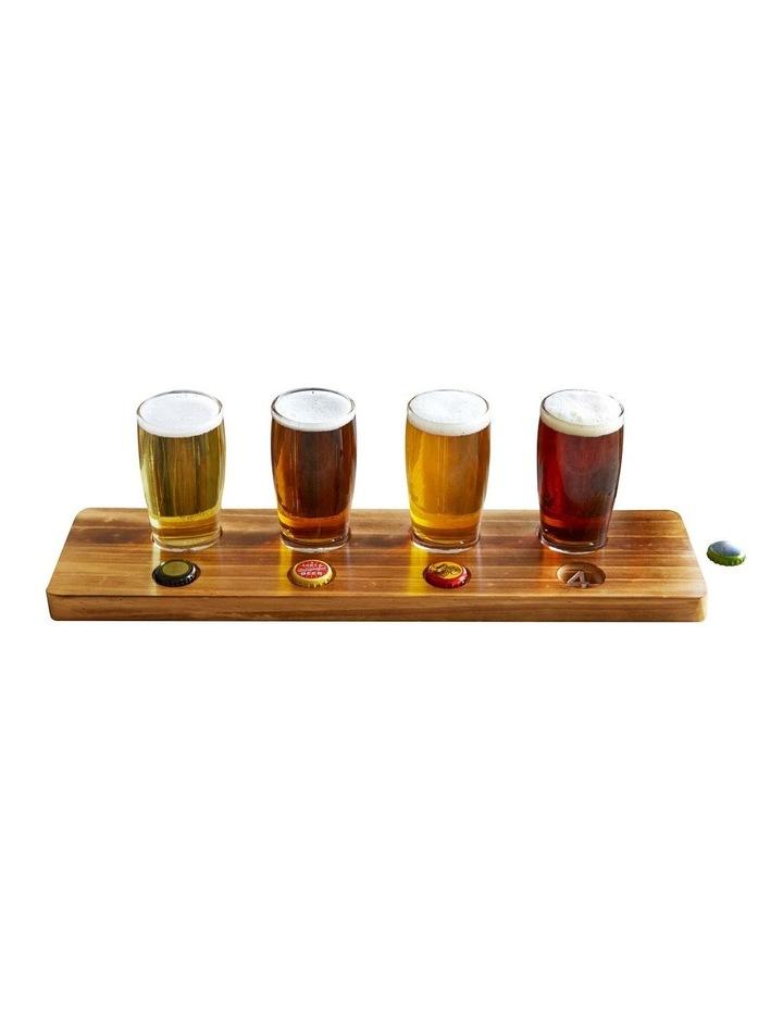 Beer Tasting Flight Set 5Pce image 1