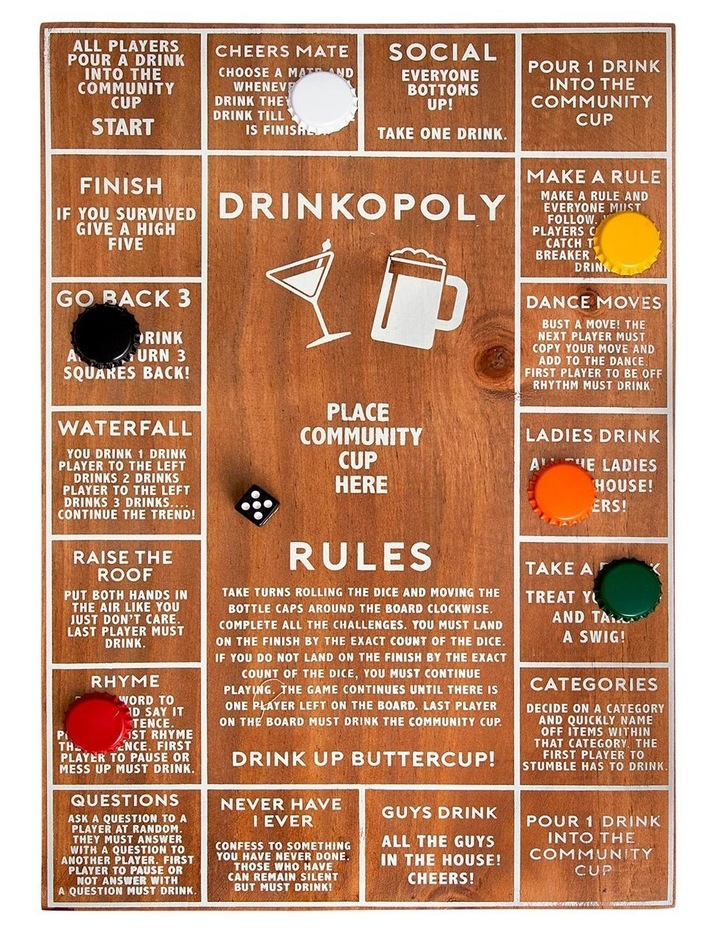 Game Drinkopoly image 1
