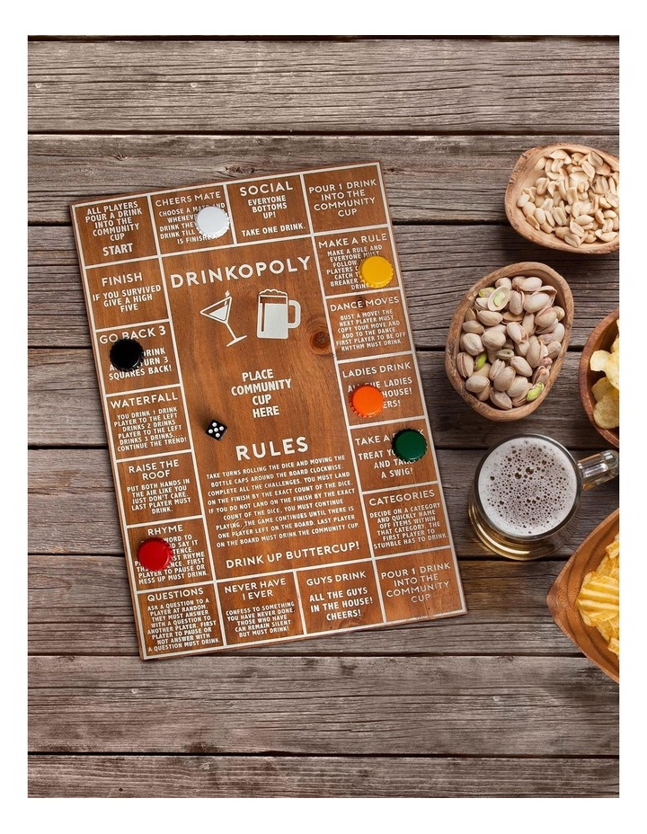 Game Drinkopoly image 2