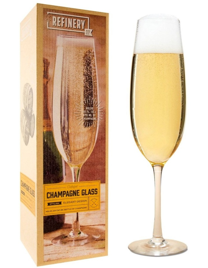 Jumbo Champagne Glass image 2