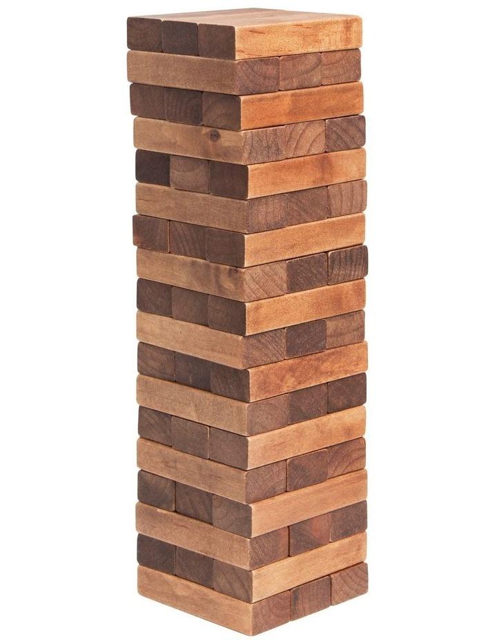 Tabletop Stacking Blocks image 1