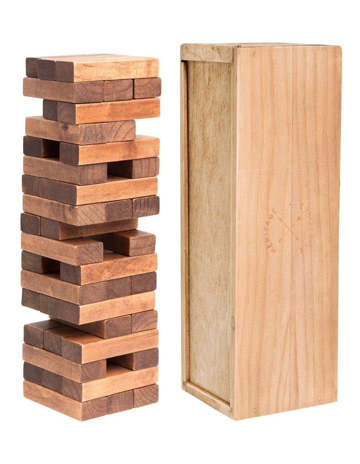 Tabletop Stacking Blocks image 3