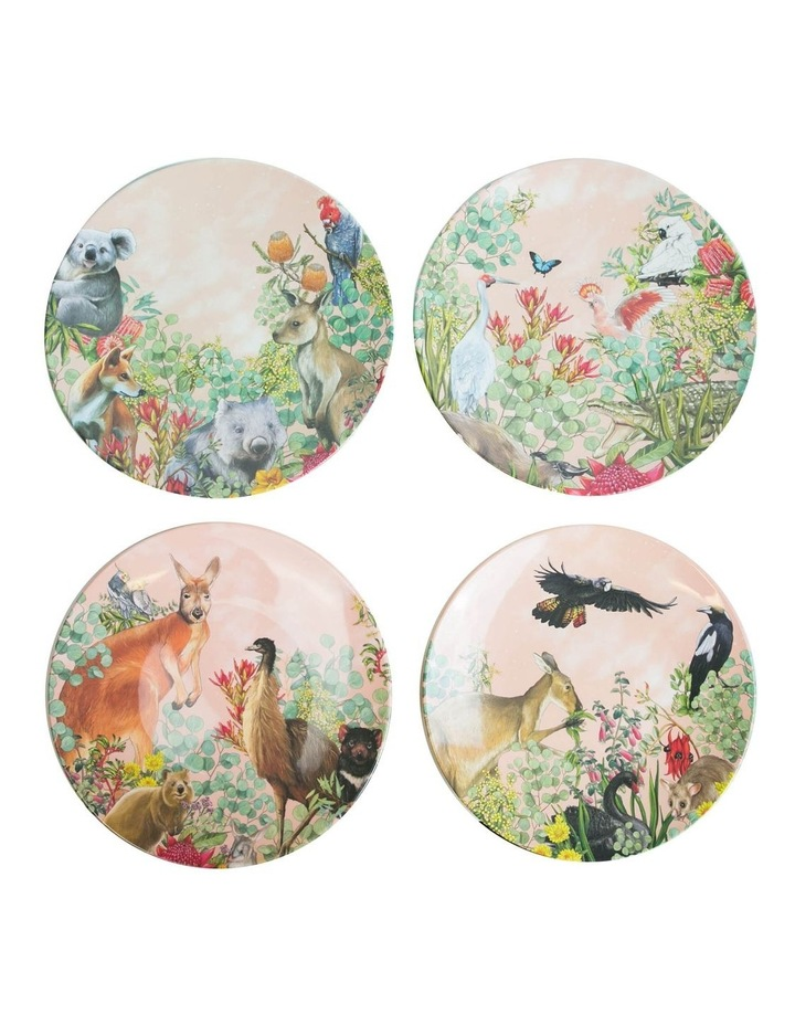 Love From Down Under Melamine Plate Set image 1