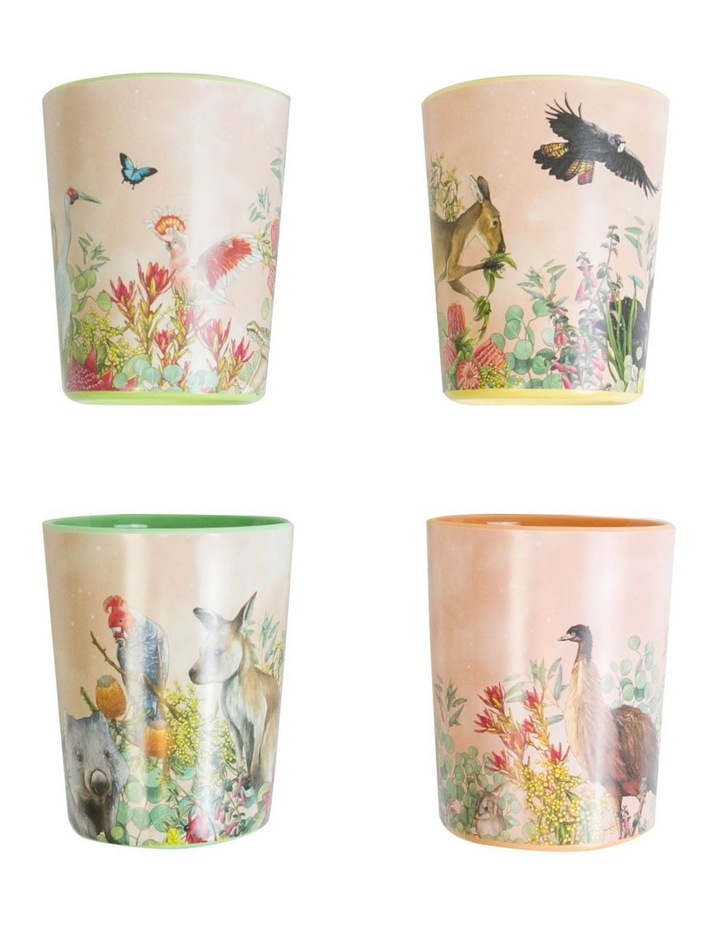 Love From Down Under Melamine Cup Set image 1