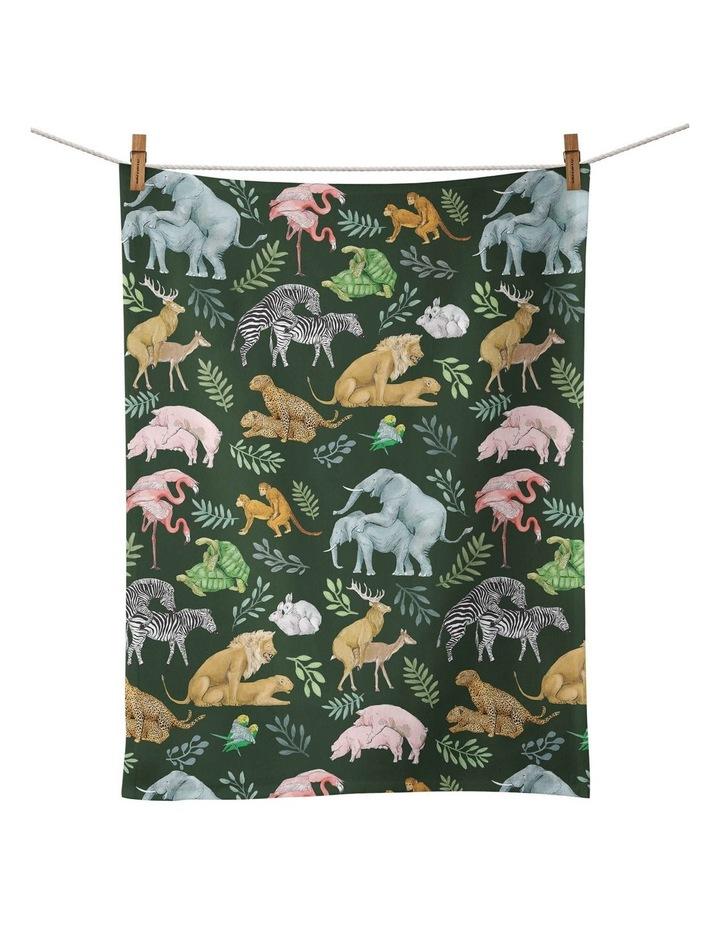 Wild Fur You Tea Towel image 1