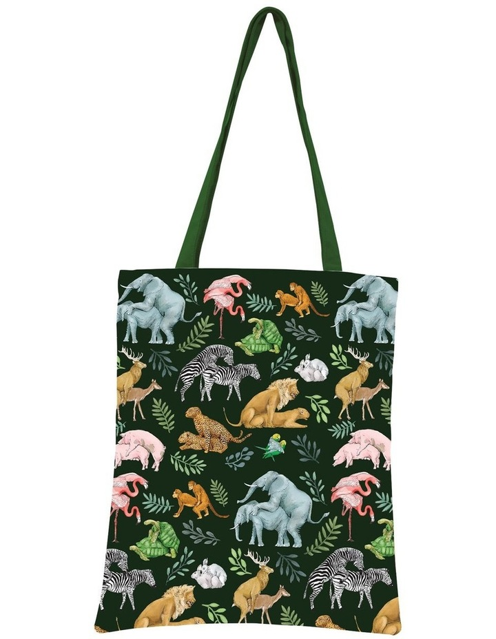 Wild Fur You Tote Bag image 1