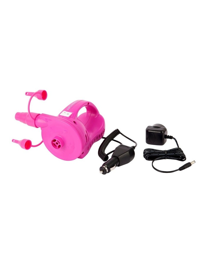 Rechargeable Air Pump AUS Neon Pink image 2