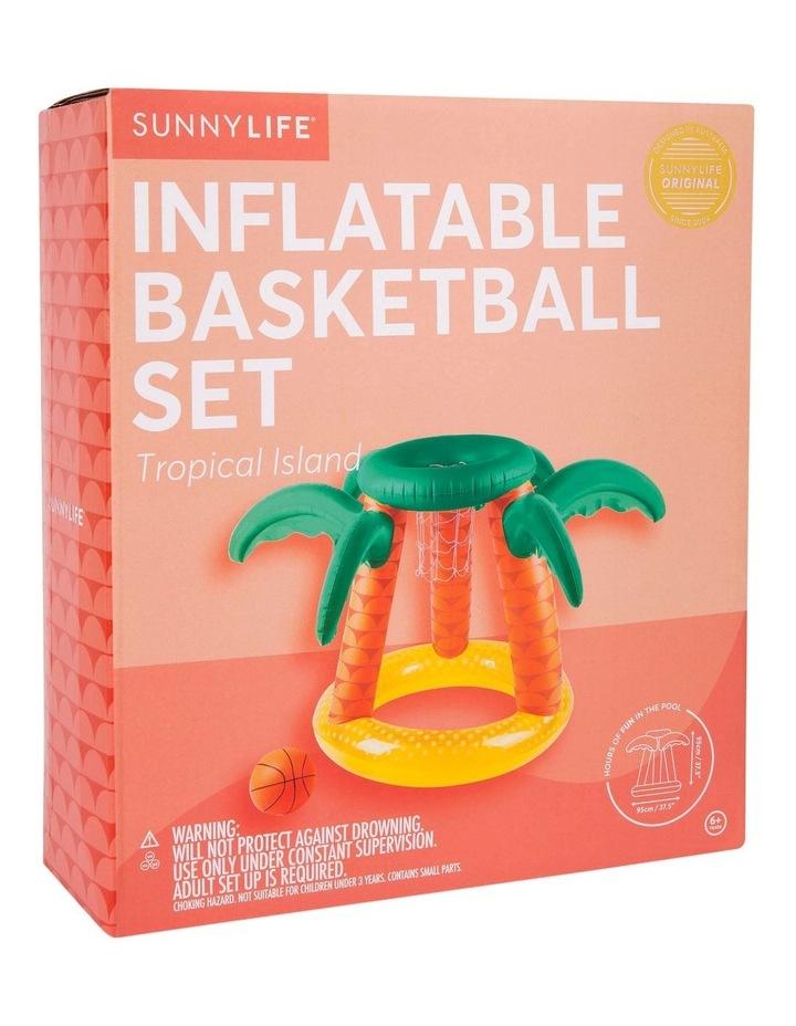 Inf. Basketball Set Tr Island image 2