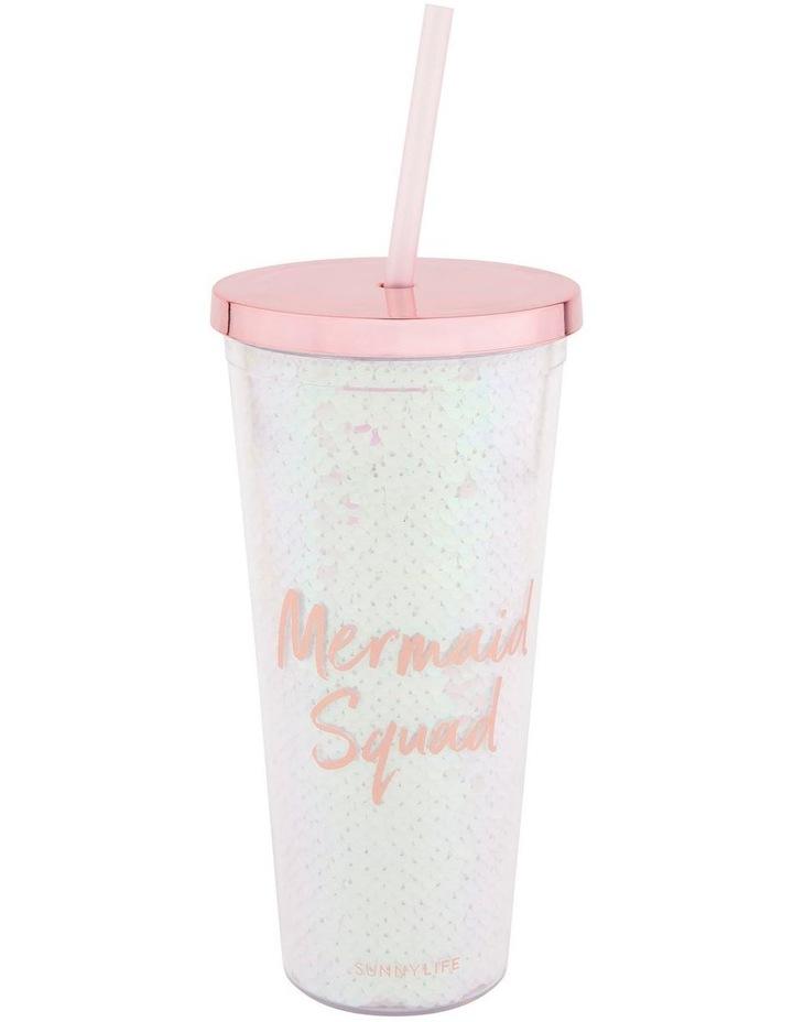 Mermaid Tumbler Iridescent image 1