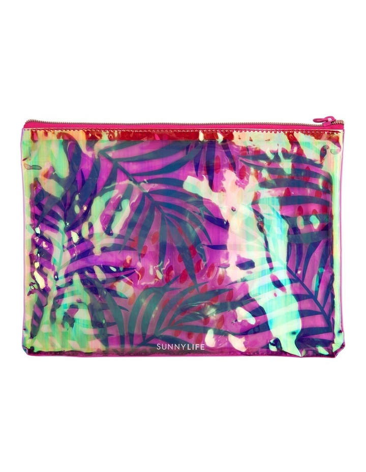 See Thru Pouch E. Bloom Pink image 2