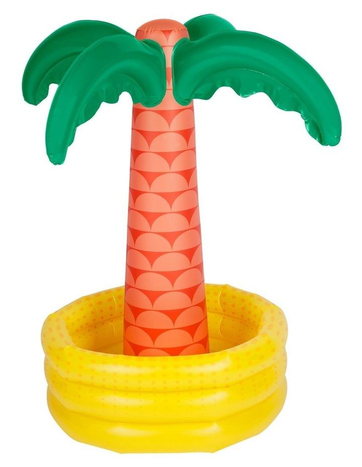Inflatable Ice Bucket Tropical Island image 1