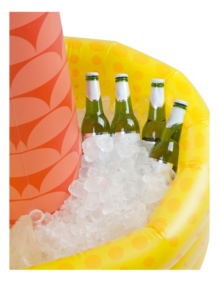 Inflatable Ice Bucket Tropical Island image 2