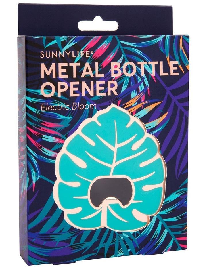 Metal Bottle Opener Electric Bloom image 4