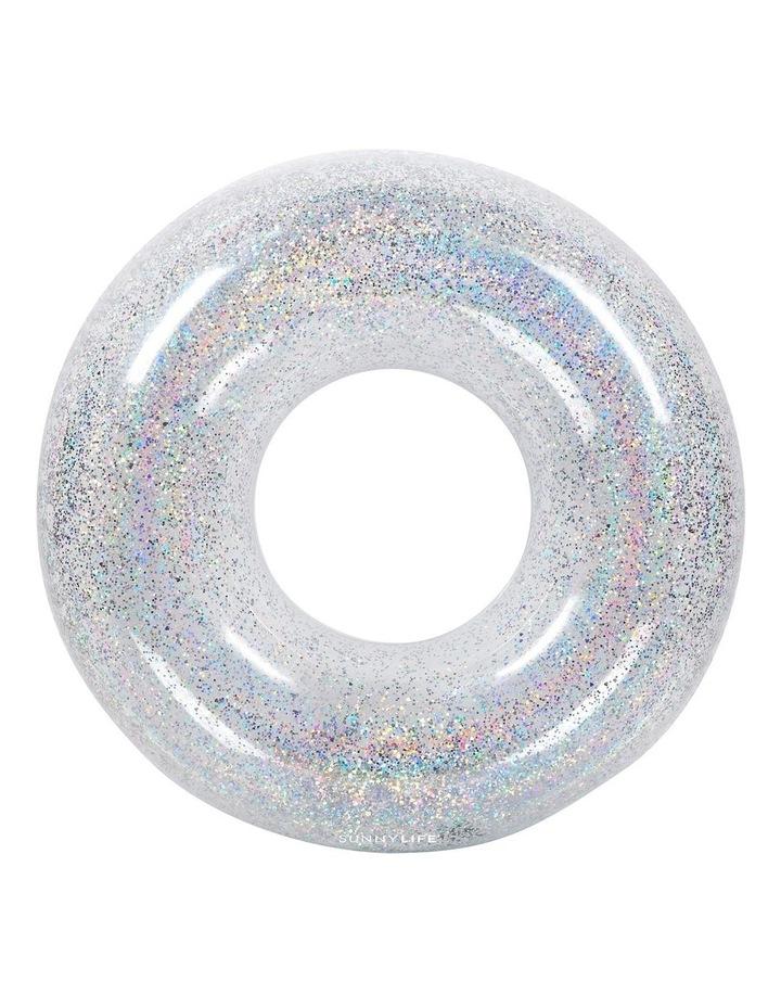 Pool Ring Glitter image 1