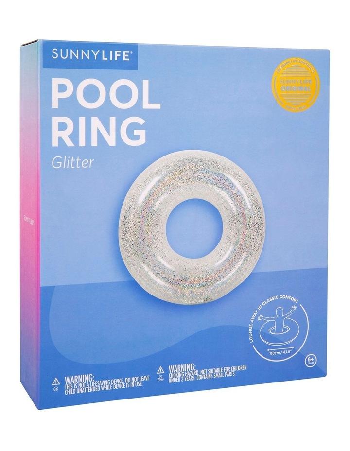 Pool Ring Glitter image 4