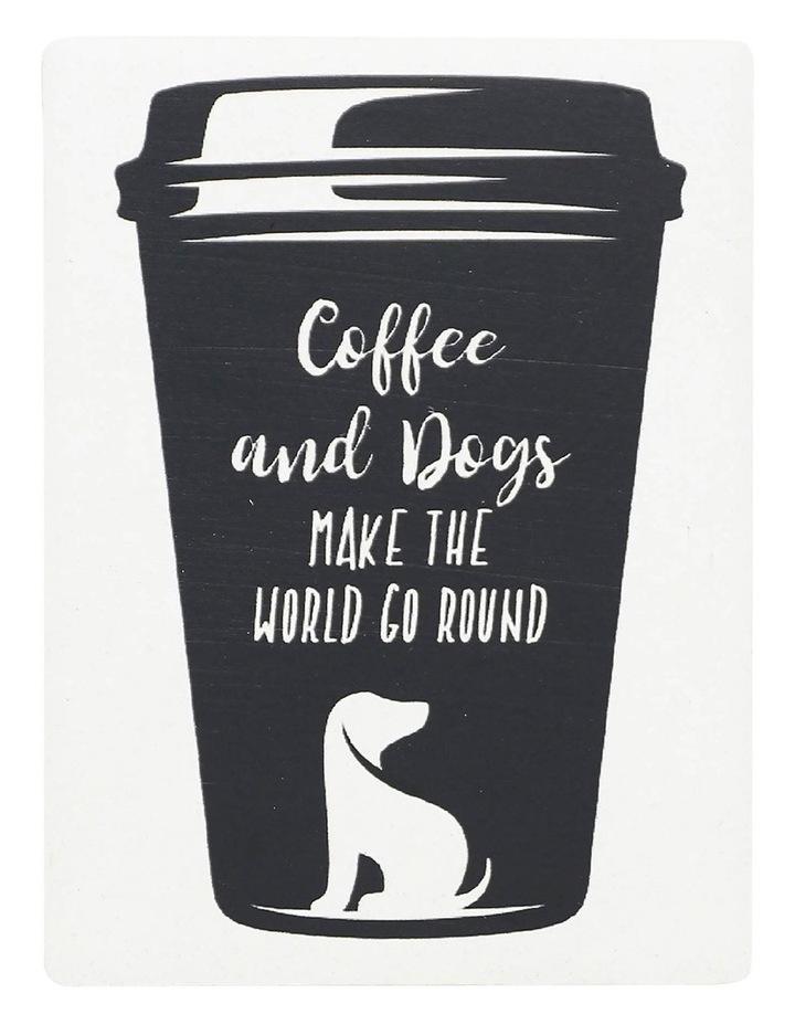 Coffee Pet Magnet image 1
