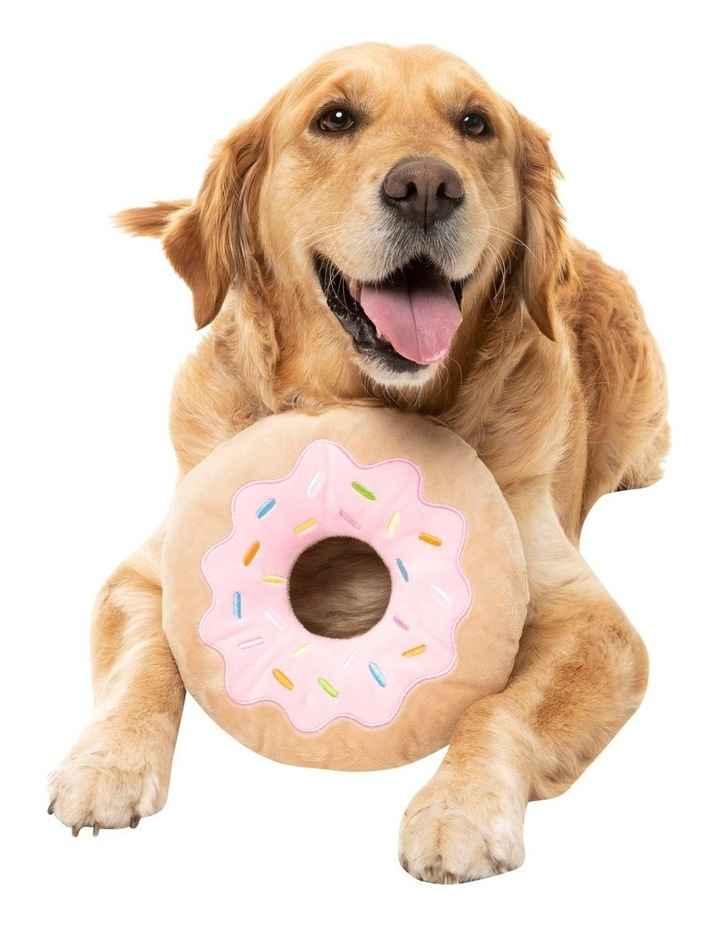 Giant Donut Plush Toy image 2