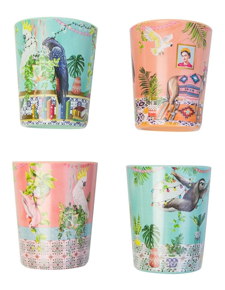 Cup Set Tropical Abode image 1