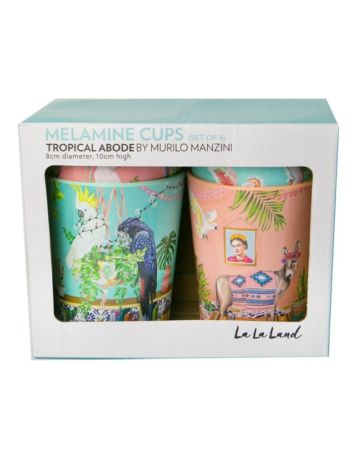 Cup Set Tropical Abode image 2