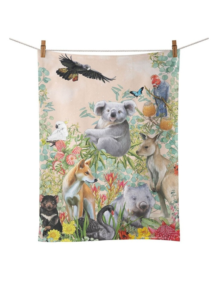 Tea Towel Love From Down Under image 1