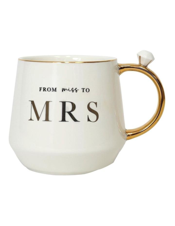Wedding Miss to Mrs Mug image 1