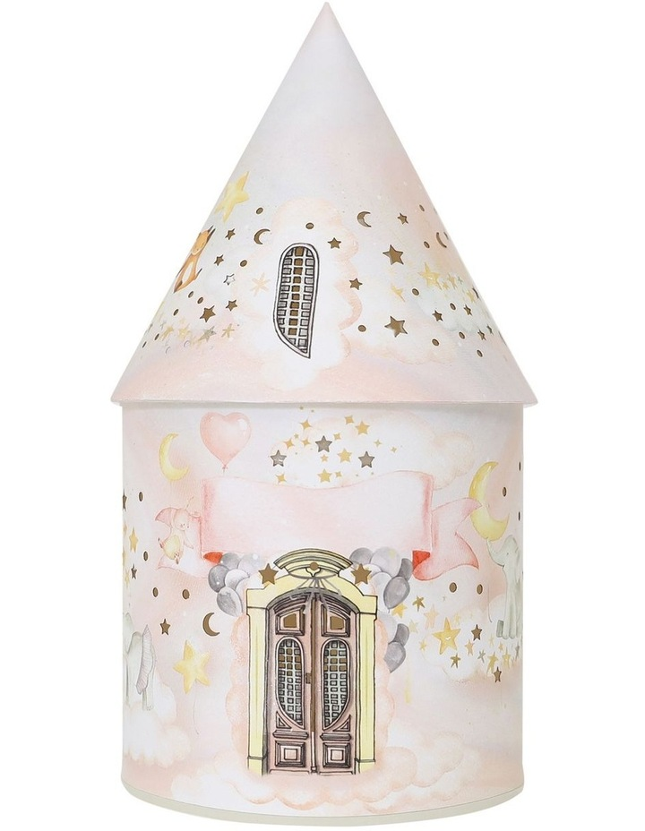 Baby Girl Customisable Light Up House image 1