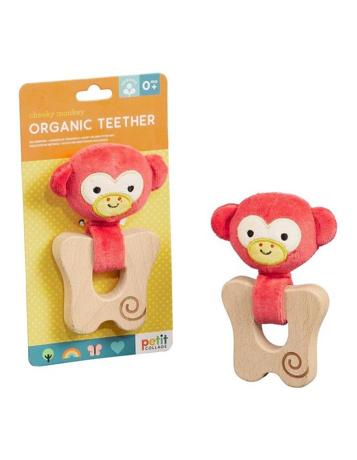 Organic Teether Monkey image 2