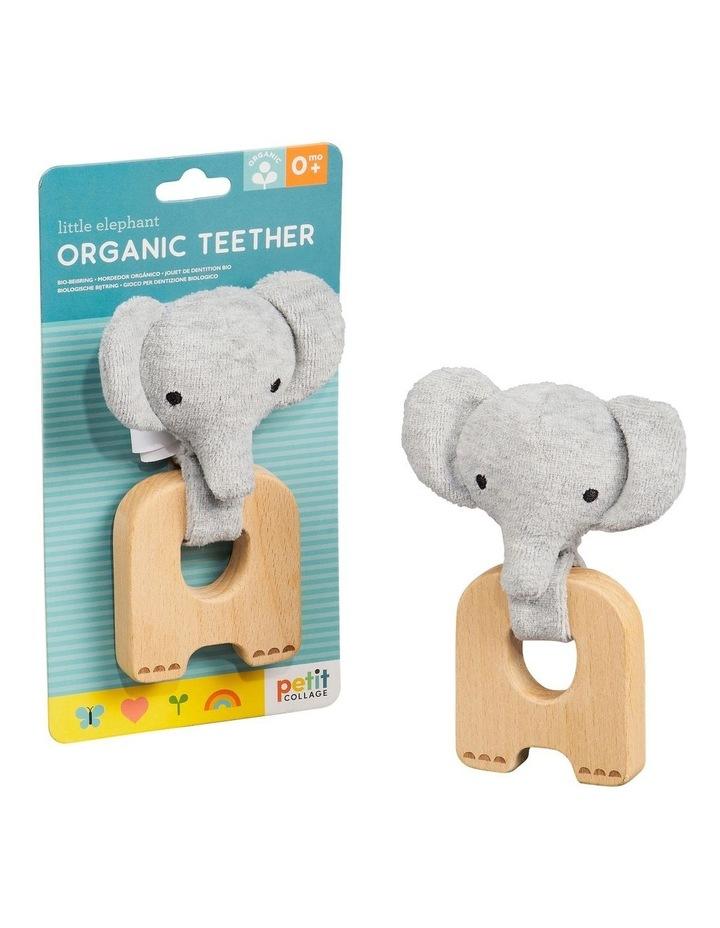 Organic Teether Elephant image 2
