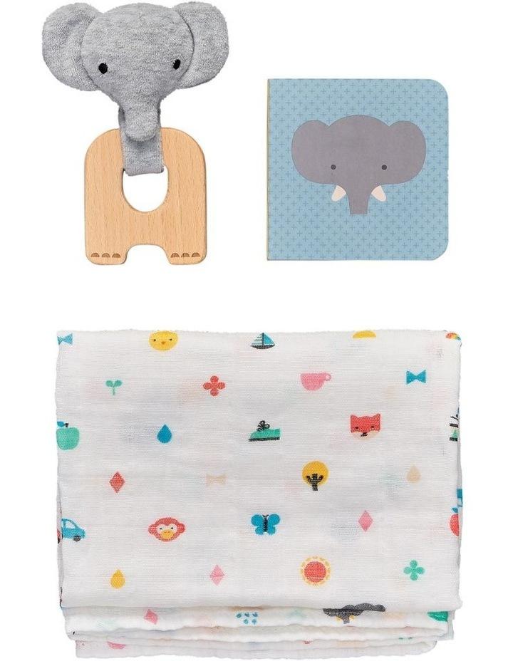 Little Elephant Gift Set image 3