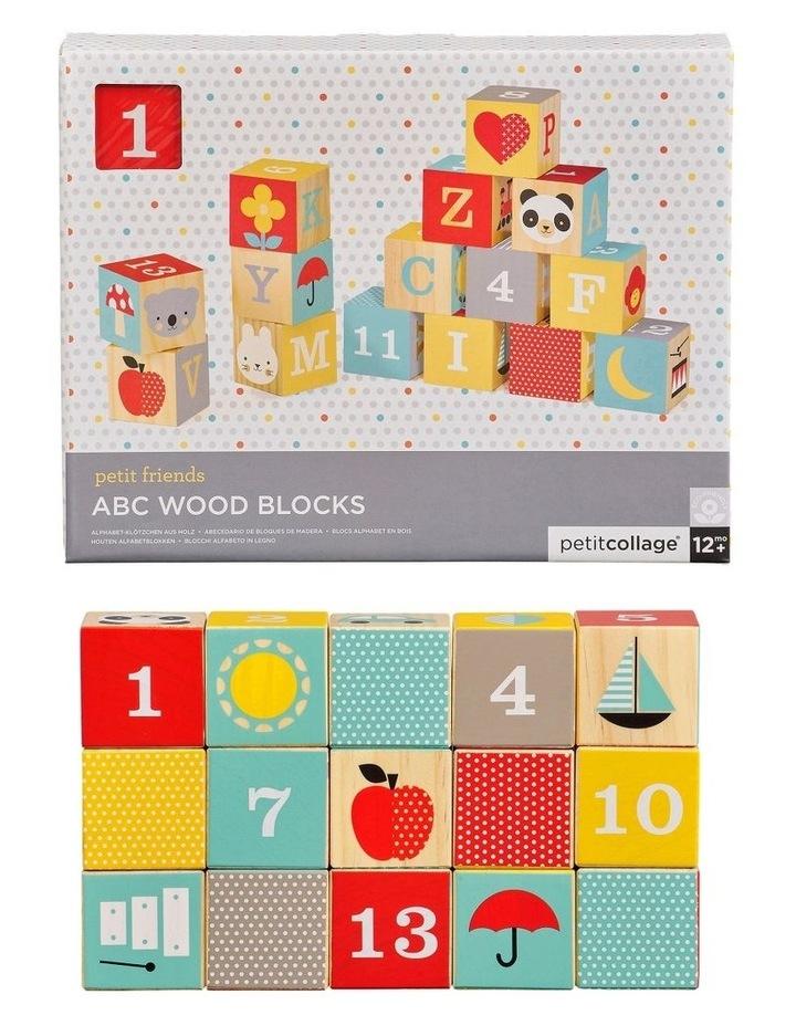 ABC Wood Blocks image 2