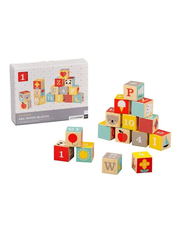 ABC Wood Blocks image 3