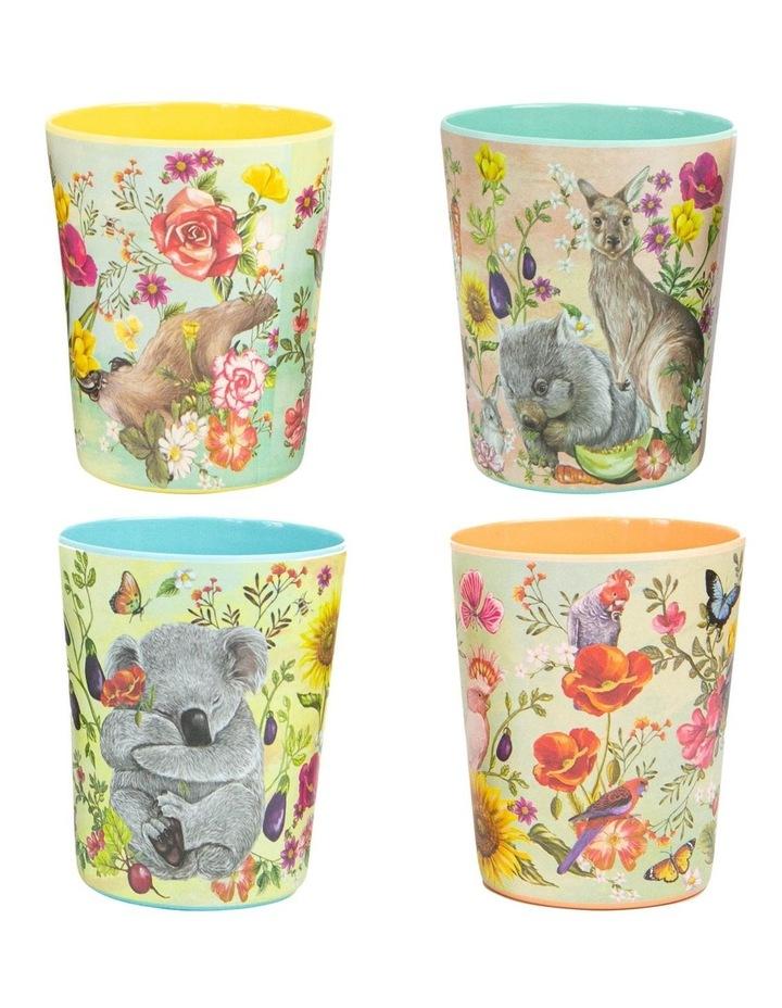 Cup Set Secret Garden image 1