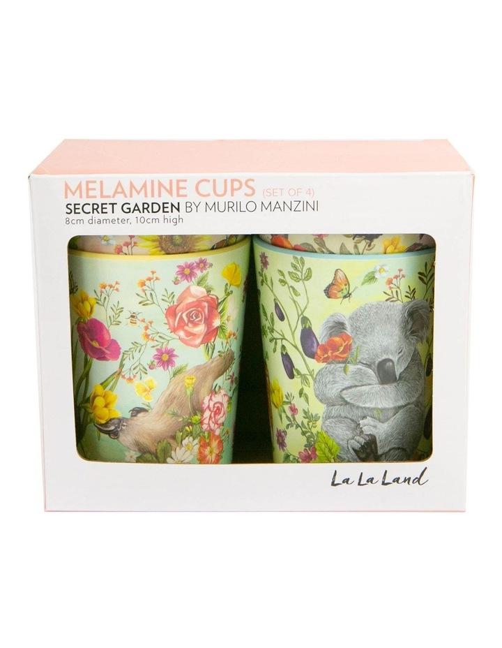 Cup Set Secret Garden image 2
