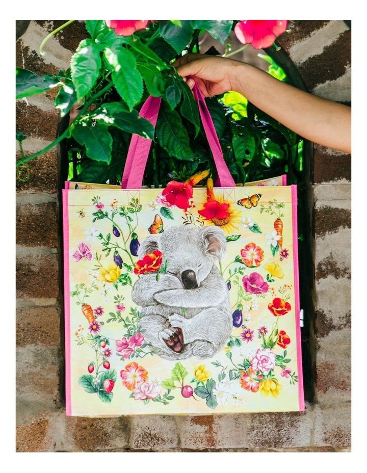 Market Bag Secret Garden Koala image 2