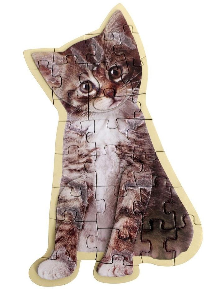 Tiger 3D Pet Puzzle image 1