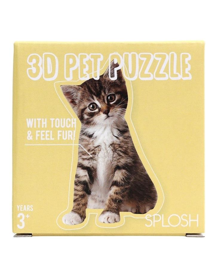Tiger 3D Pet Puzzle image 2