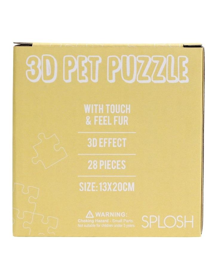 Tiger 3D Pet Puzzle image 3