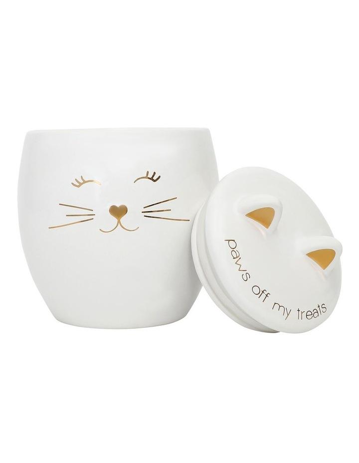 Pet Cat Treat Jar image 3