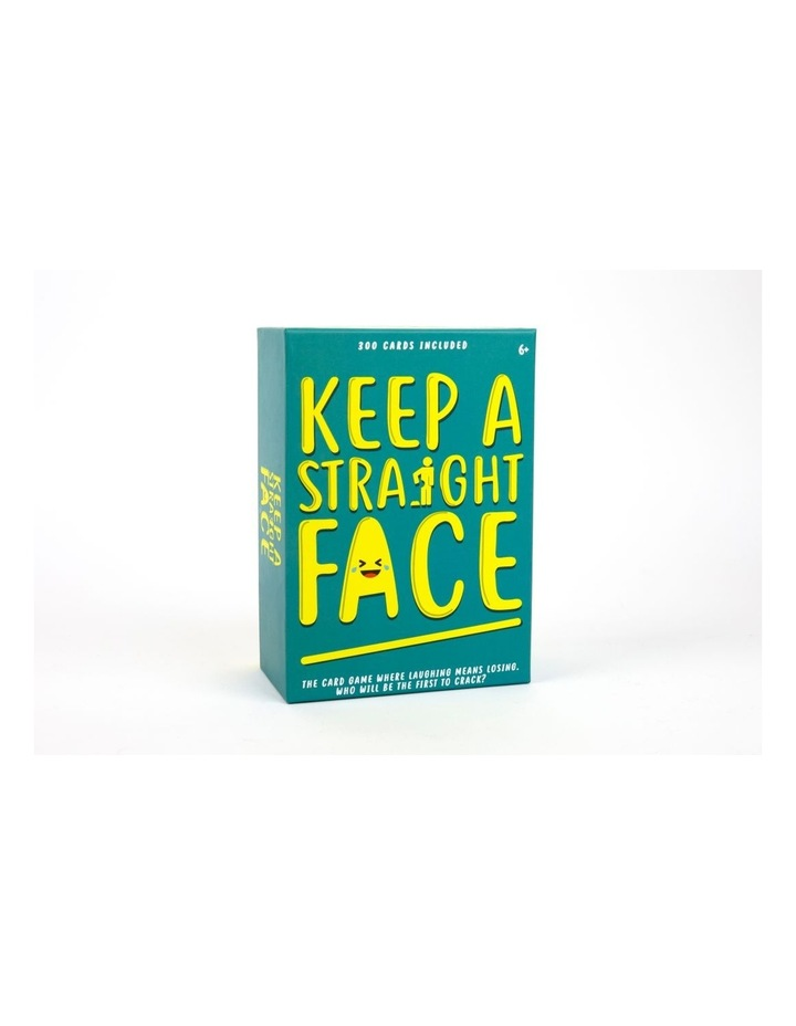 Keep A Straight Face image 1
