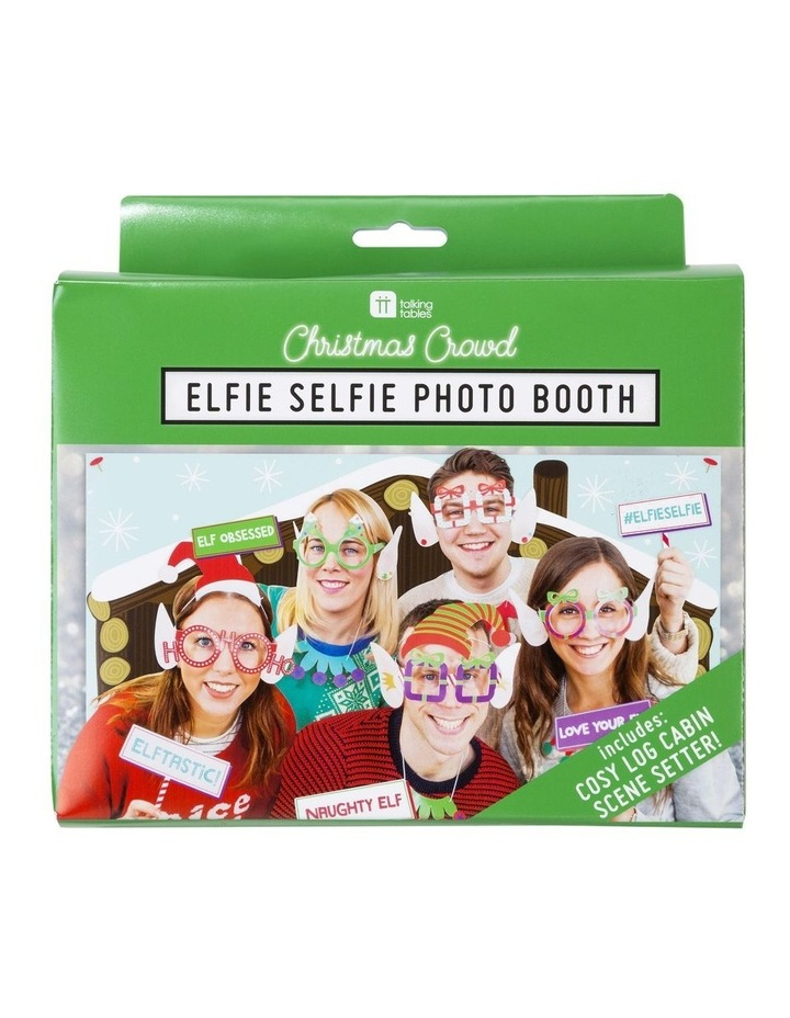 Elfie Selfie Photo Booth image 1