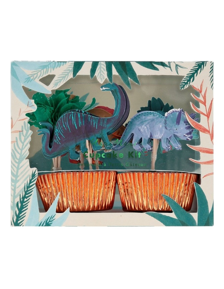 Dinosaur Kingdom Cupcake Kit image 1