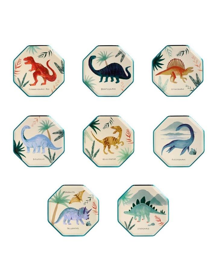 Dinosaur Kingdom Side Plates image 1