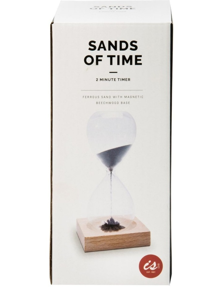 Sands Of Time Magnetic Hourglass image 1