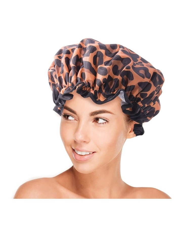 Shower Cap - Animal Print image 2