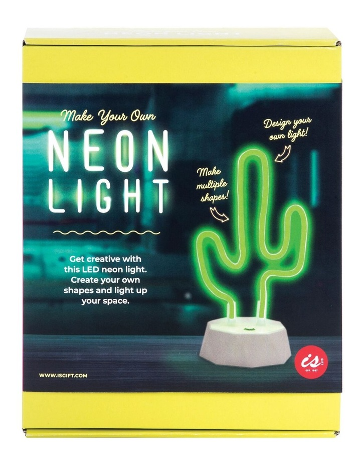 Make Your Own Neon Light image 1