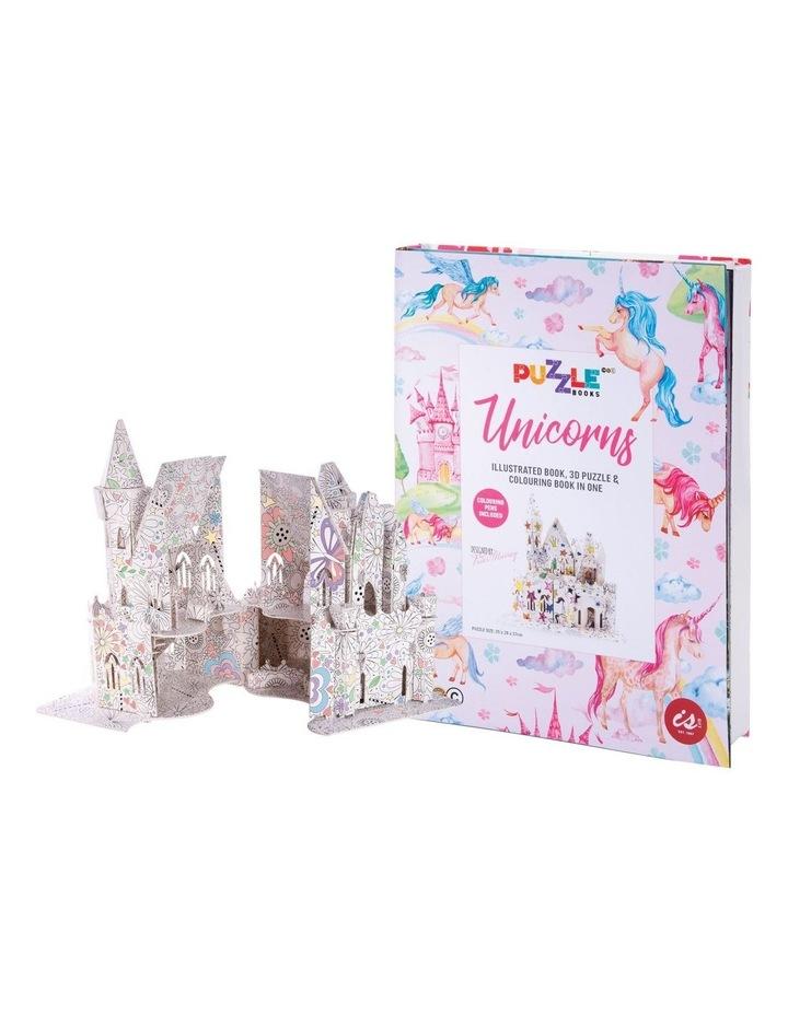Puzzle Books - Unicorns image 2